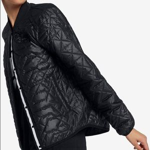 Nike Quilted Bomber
